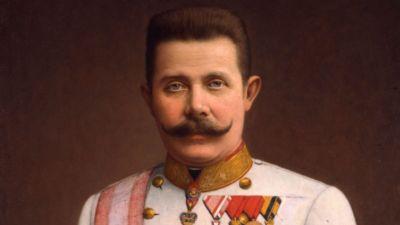 Historia w postaciach zapisana - Arcyksiążę Franciszek Ferdynand