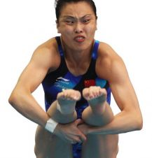 Wu Minxia (fot. Getty Images)
