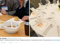 """""""Ten kontrast był haniebny"""". Byłe więźniarki Ravensbrück jadły z plastikowych naczyń. VIP-y dostały obiad na zastawie"""