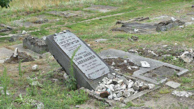 Teren byłego niemieckiego nazistowskiego obozu KL Plaszow w Krakowie, fot.  PAP/Jacek Bednarczyk