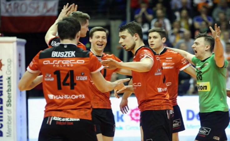 Asseco Resovia drugą drużyną Europy.