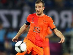 Rafael van der Vaart (fot. Getty Images)