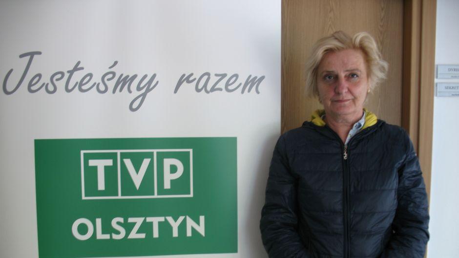 dr Anna Bromirska-Małyszko, Szpital Miejski w Olsztynie.
