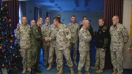 Koniec misji w Afganistanie