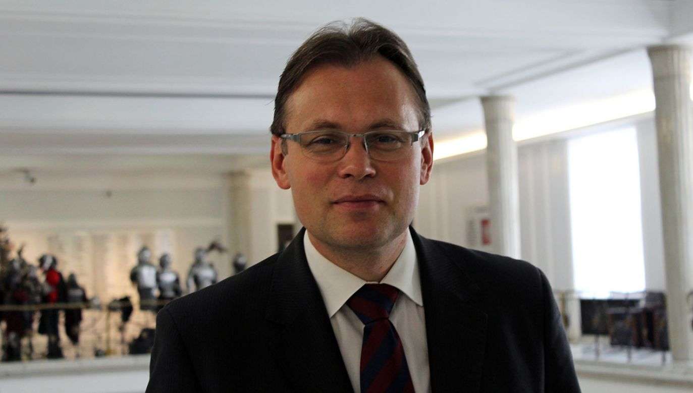 Arkadiusz Mularczyk był gościem TVP Info (fot. Flickr/Lukas Plewnia)
