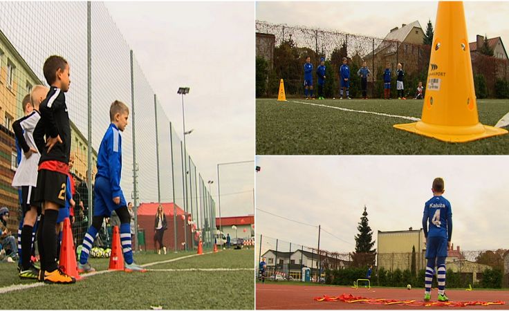 Akademia Młodych Orłów szuka zdolnych piłkarzy