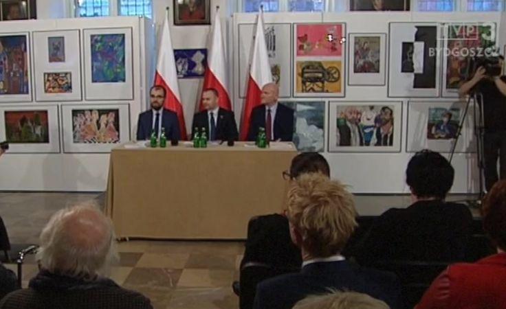 Otwarte spotkanie w ramach kampanii społeczno-informacyjnej nt. referendum konstytucyjnego