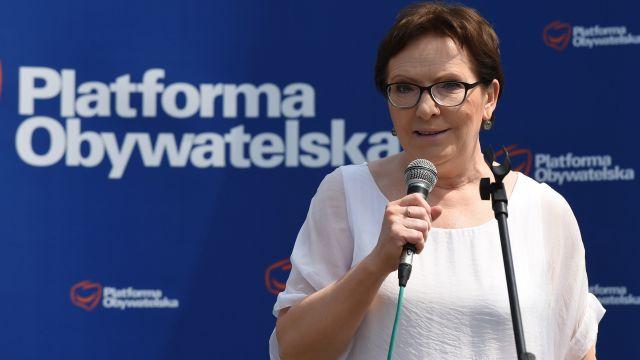 Ewa Kopacz w TVP Info: rozwiążemy problem frankowiczów. Jutro projekt ustawy