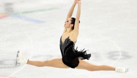 Kaetlyn Osmond i program na brązowy medal