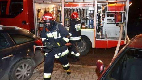 Pożar wybuchł w środę, 28 września około godziny 4:00