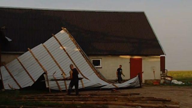 Nawałnice nad Polską. Na Podlasiu 24 tys. odbiorców bez prądu