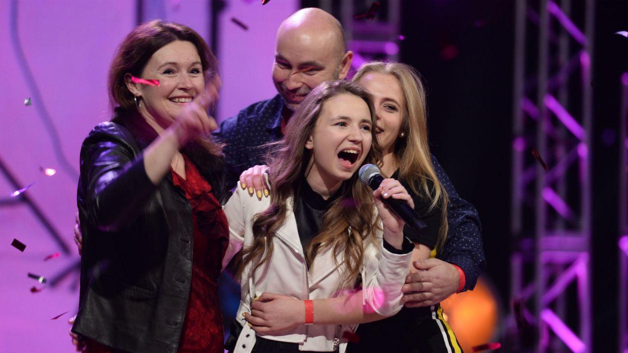 Rodzice mogą być dumni ze swojej pociechy (fot. J. Bogacz/TVP)