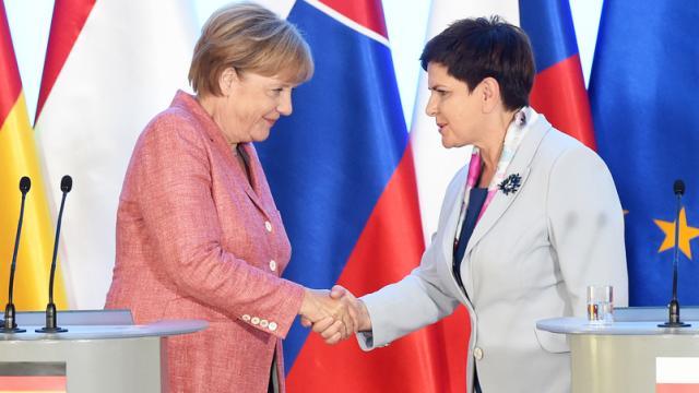 """""""Polska i Niemcy mają bardzo ważną rolę do spełnienia w Europie"""""""