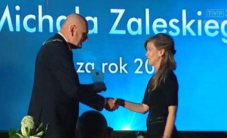 Nagrody Prezydenta Torunia za 2017 r. rozdano podczas gali w Dworze Artusa