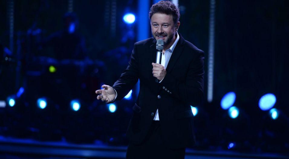 Andrzej Piaseczny wystąpił z minirecitalem (fot. TVP)