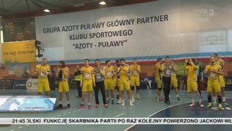 Vive pokonało Azoty Puławy