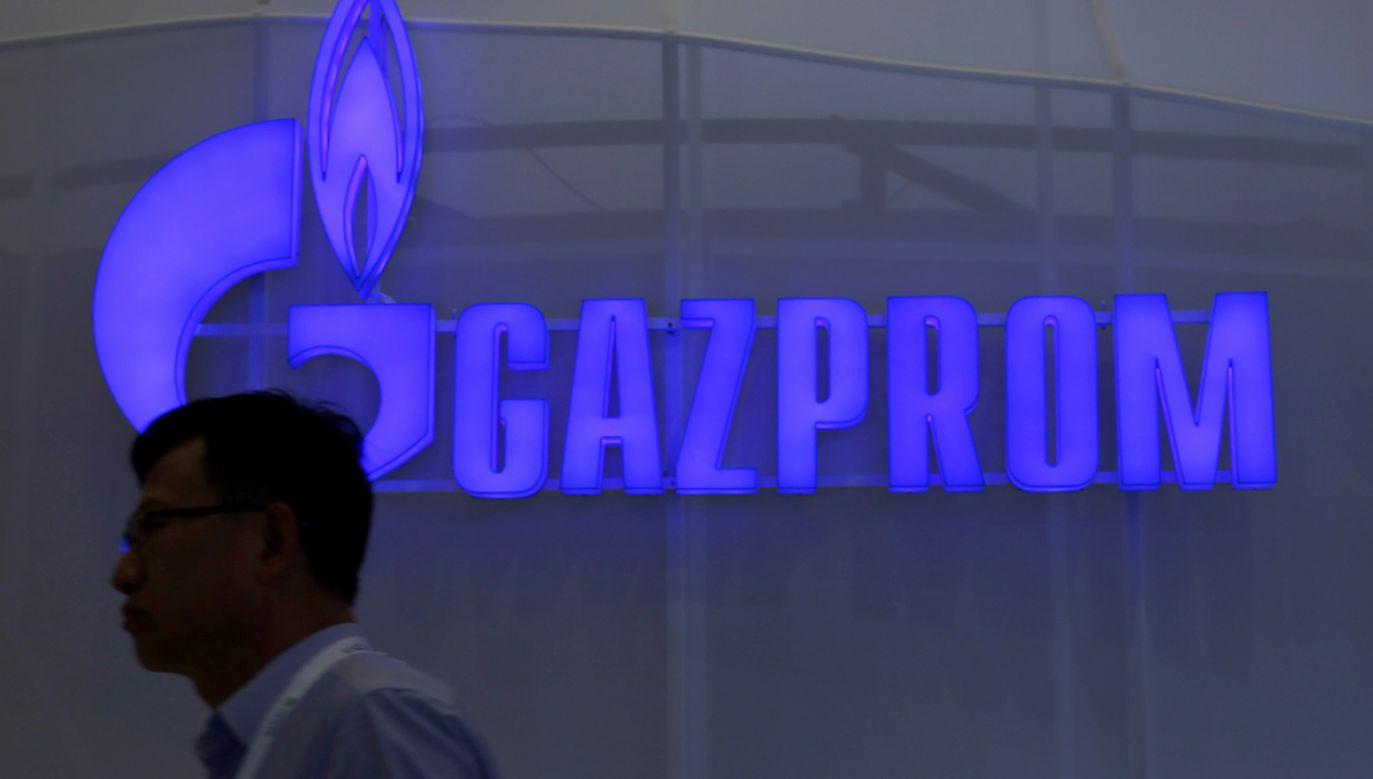 Gazprom grozi Europie wzrostem cen gazu (fot.  Berk Ozkan/Anadolu Agency/Getty Images)