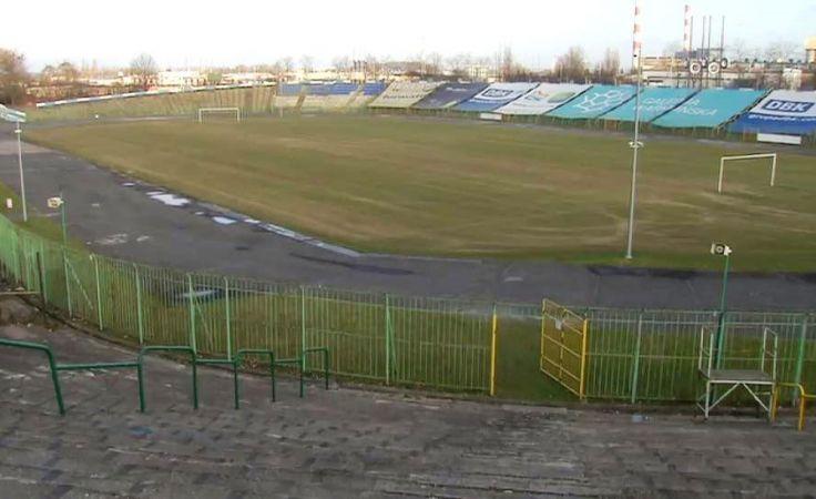Nabierają tempa prace nad modernizacją stadionu przy alei Piłsudskiego w Olsztynie.
