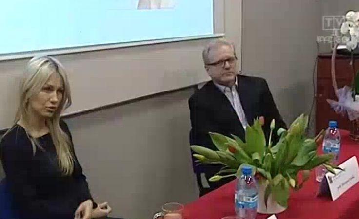Spotkanie z dr Magdaleną Ogórek w Kolegium Jagiellońskim