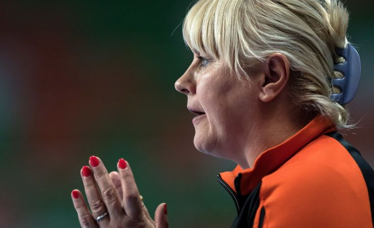 Bożena Karkut (fot. PAP)