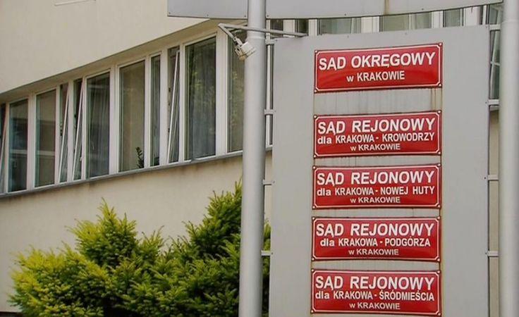 W śledztwie kierowca nie przyznał się do winy (fot. TVP3 Kraków)