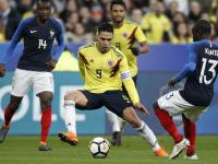 Dwa odcienie Trójkolorowych. Wygrana Kolumbii