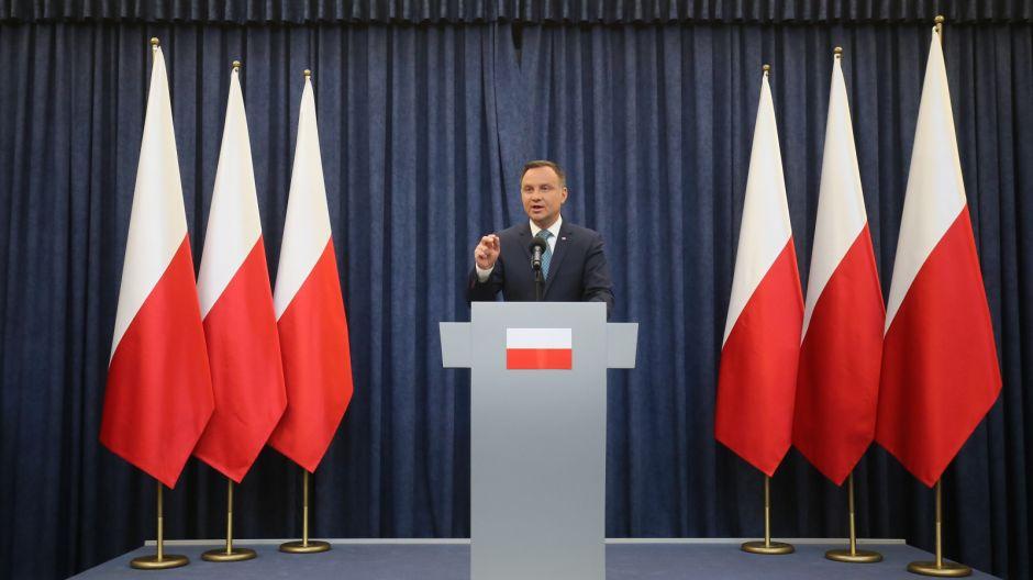 Andrzej Duda (fot. PAP)