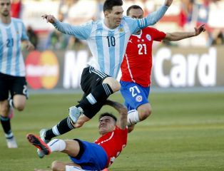Messi znów odmówił odebrania nagrody?