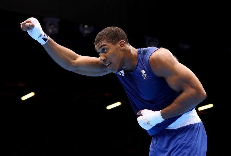 Joshua ma w dorobku srebrny medal MŚ. Czy dorzuci do tego jeszcze złoto olimpijskie? (fot. Getty Images)