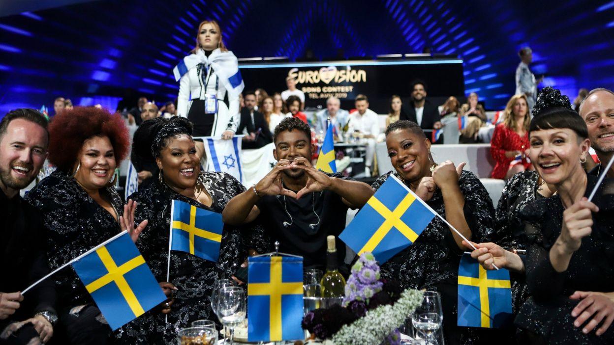 Zanim zaczął śpiewać, został sprinterem. Występ Szweda Johna Lundvika nie dał mu szybkiej wygranej, ale jego gospelowy głos skradł serca jurorów, od których dostał najwięcej punktów (fot. Andres Putting/EBU)