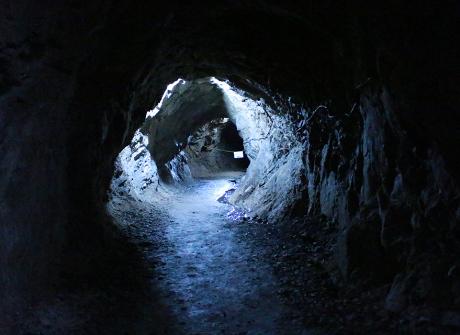 Stara kopalnia uranu w Kletnie