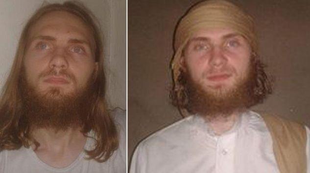 Interpol wysłał list gończy za Polakiem, który walczy w szeregach dżihadystów