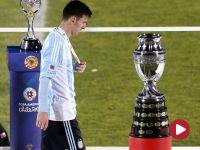 Messi: przegrany finał? Nic nie boli bardziej