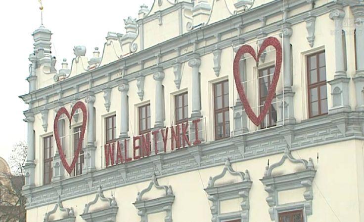 Jak walentynki, to tylko w mieście zakochanych!