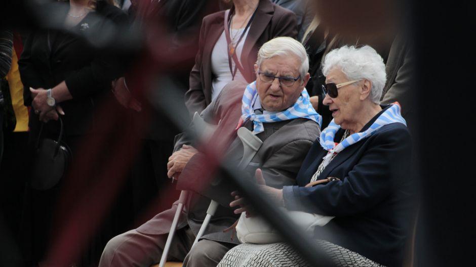 Narodowy Dzień Pamięci - Rocznica pierwszego transportu Polaków do KL Auschwitz (fot. Gabriela Mruszczak) - 2