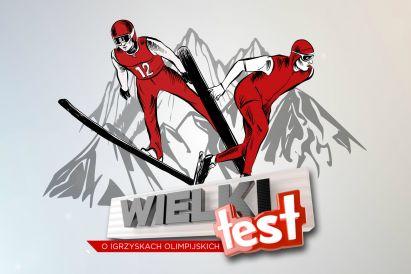 Wielki Test o Igrzyskach Olimpijskich