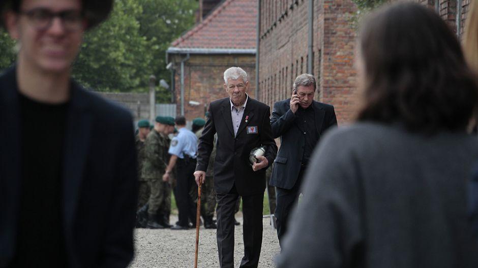 Narodowy Dzień Pamięci - Rocznica pierwszego transportu Polaków do KL Auschwitz (fot. Gabriela Mruszczak) - 4