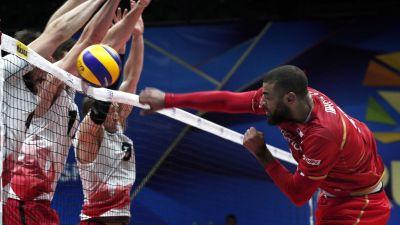 Mistrzostwa Świata w siatkówce mężczyzn: Polska – Francja