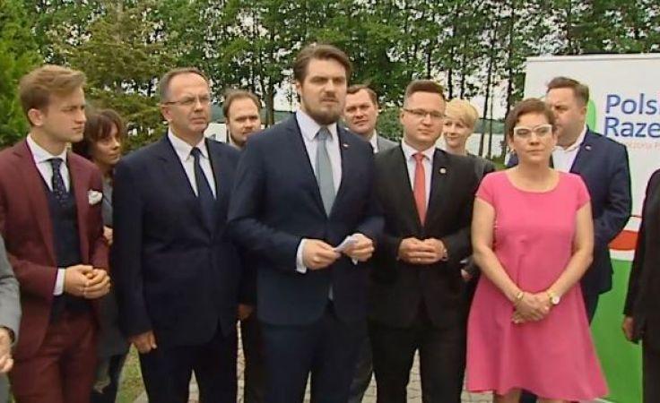 Szykują się do wyborów. Konferencja Polski Razem w stolicy regionu