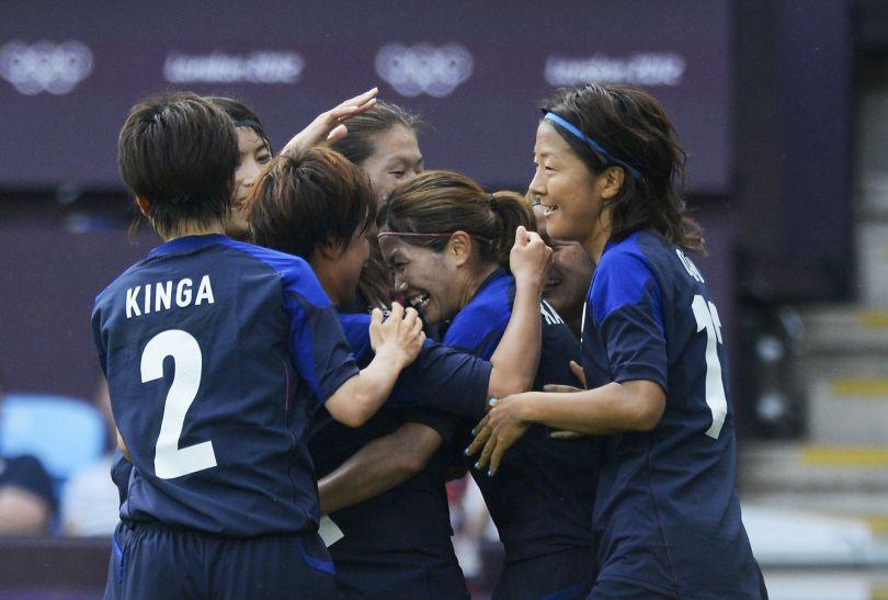 Japonki okazały się lepsze od Kanady (fot. Getty Images)