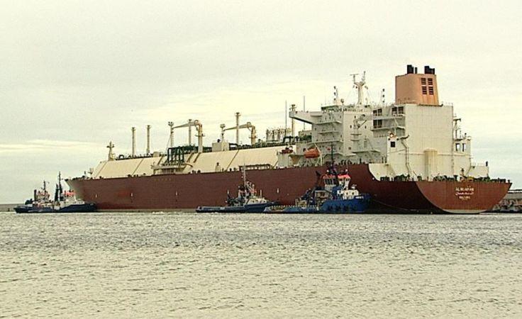 Katarski gigant znów w gazoporcie