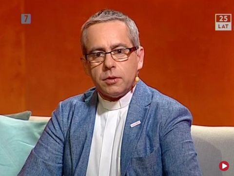 ks. Marcin Iżycki - dyrektor Caritas Polska