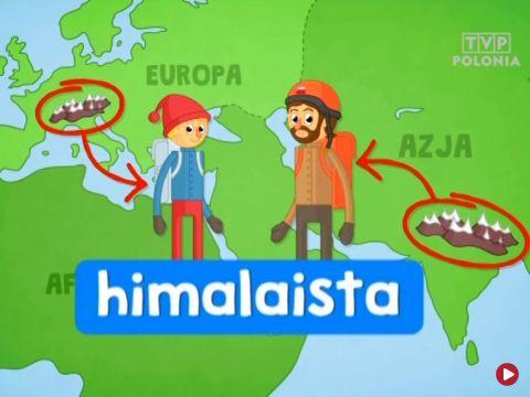 Baw się słowami - Alpiniści i himalaiści - s. V