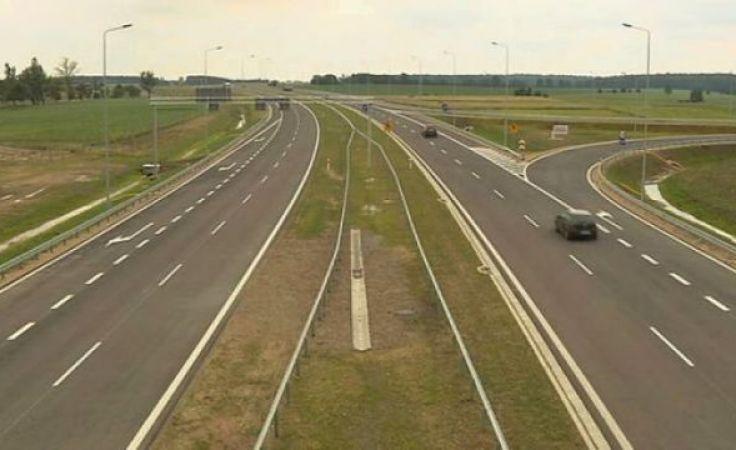 Łącznie z odcinkiem wybudowano już ponad 133 km trasy S7