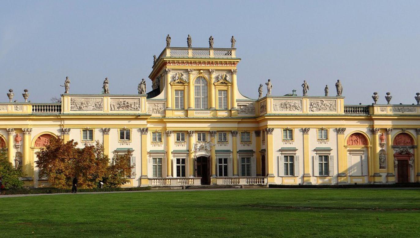 W Muzeum Pałacu Króla Jana III w Wilanowie zaplanowało 200 lekcji i warsztatów (fot. pixabay.com/JolEnka)