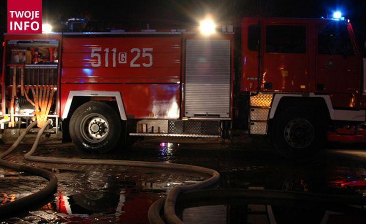 Przyczyny pożaru i śmierci dzieci wyjaśnia policja i prokurator