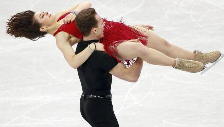 Zobacz taniec polskiej pary Kaliszek/Spodyriew – program krótki