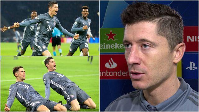 Lewandowski: przyszły rok będzie jeszcze lepszy
