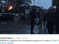 Zamach bombowy w Tunisie. Co najmniej 12 ofiar. Na razie nikt nie przyznał się do ataku