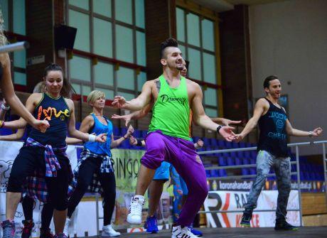 III Bingo SPA Wielki maraton charytatywny- maraton ZUMBY, 16.09.2017, Kielce